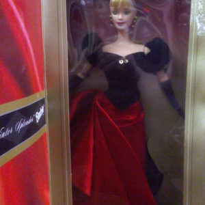 Special Edition Winter Splendor Barbie Doll