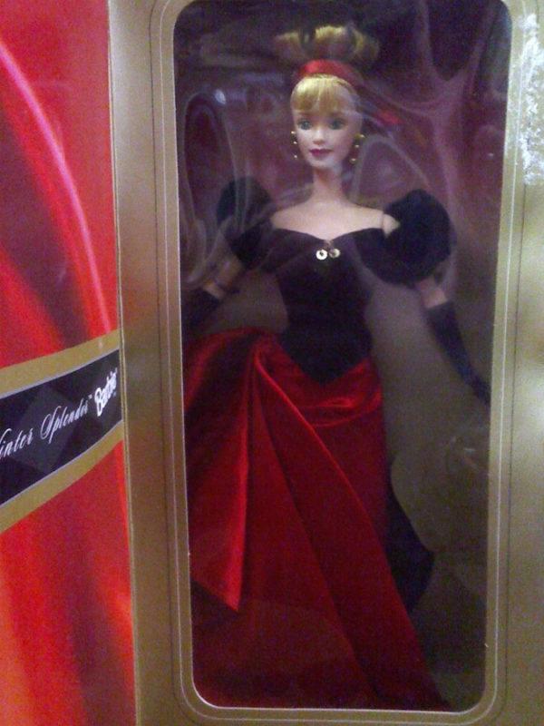 Special Edition Winter Splendor Barbie Doll