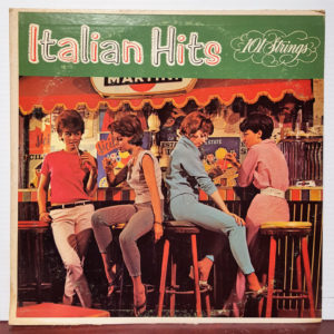 101 Strings - Italian Hits 1961