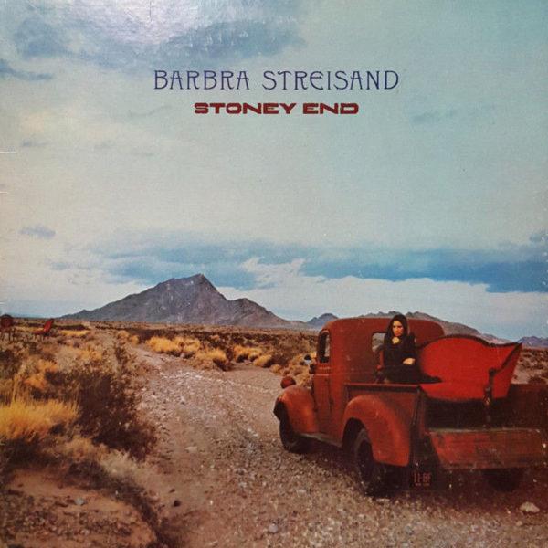 4 Barbra Streisand albums