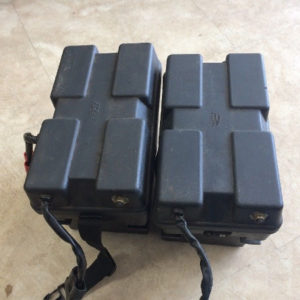 Battery Boxes For Cirrus Plus EC Power Wheel Chair