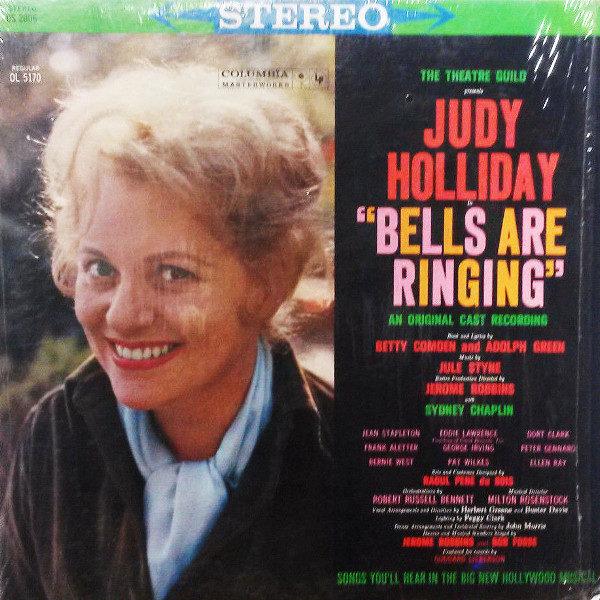 Bells Are Ringing Original Cast Recording