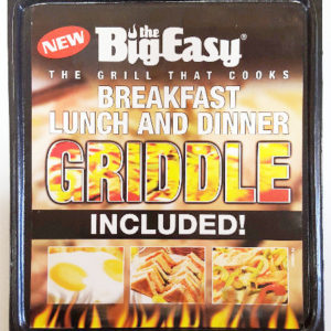Big Easy Griddle