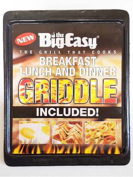 Big Easy Griddle