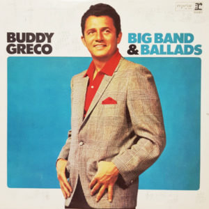 Buddy Greco - Big Band & Ballads