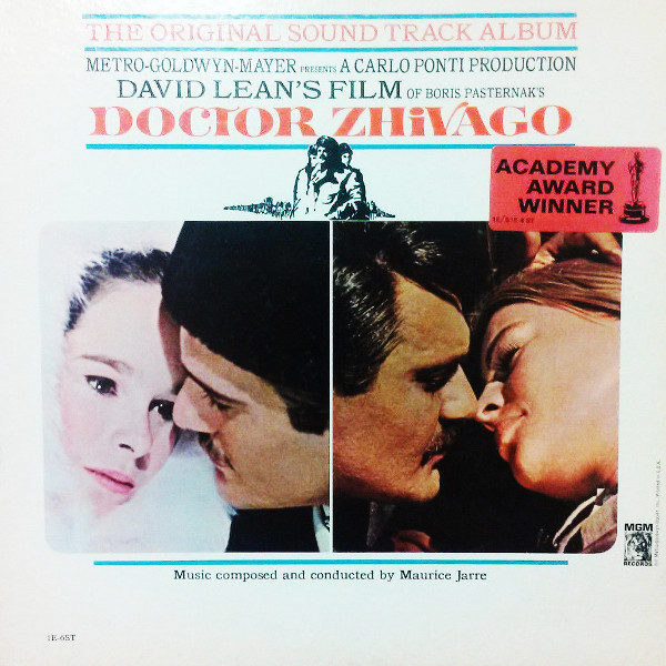 Doctor Zhivago Original Soundtrack
