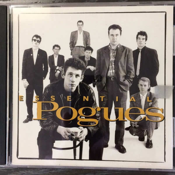 Essential Pogues CD 1991