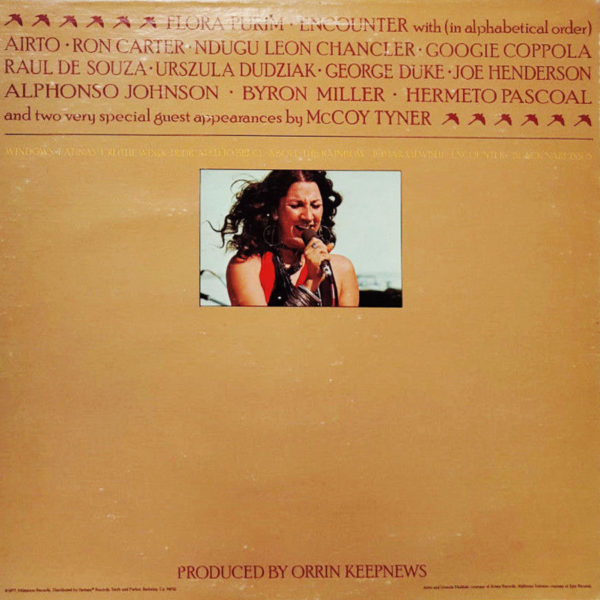 Flora Purim - Encounter 1977