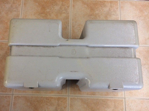 Hoveround MPV5 replacement battery cover