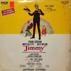 Jimmy Original Cast Recording