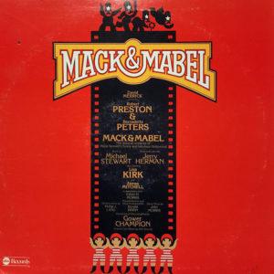 Mack & Mabel Original Cast Recording