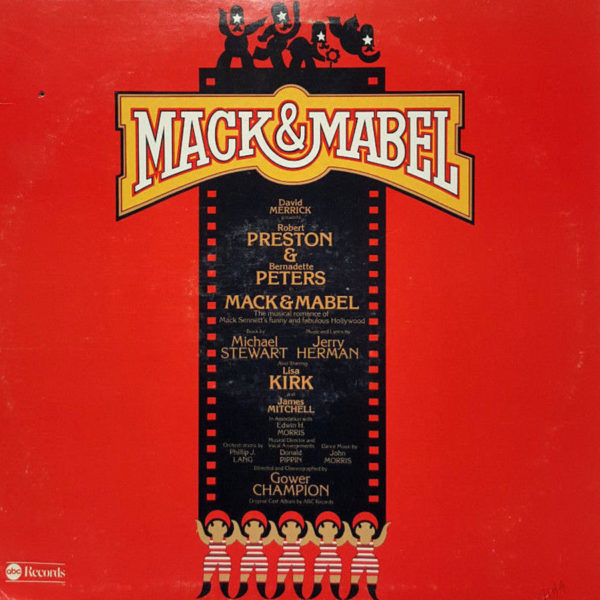 Mack & Mabel Original Cast Recording