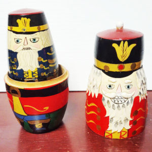 Nesting Dolls Hand Painted