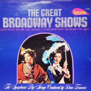 Symphonic Pop Strings - Great Broadway Shows