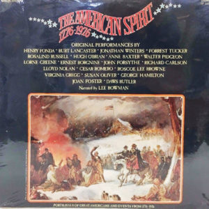 The American Spirit 1776-1976