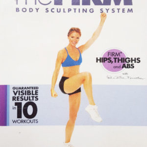 The FIRM Body Sculpting System Firm Hips Thighs and Abs