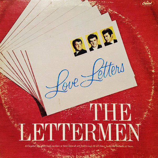 The Lettermen - Love Letters 1968