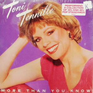 Toni Tennille - More Than You Know