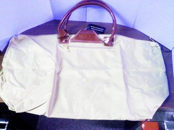 Travel Trends C'est La Vie Travel Khaki Bag