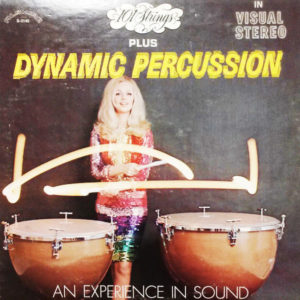 101 Strings Plus Dynamic Percussion