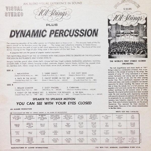 101 Strings Plus Dynamic Percussion