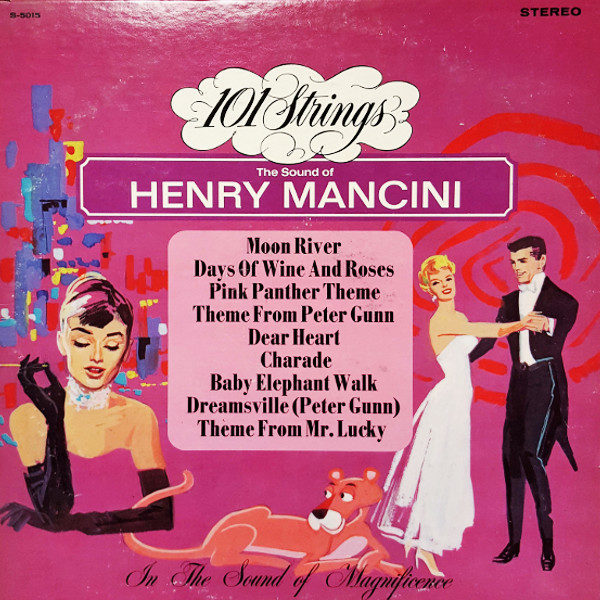 101 Strings - The Sound of Henry Mancini