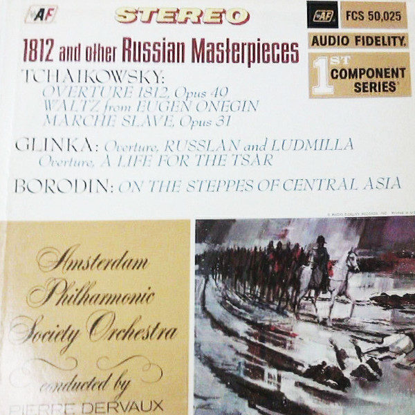 1812 and Other Russian Masterpieces