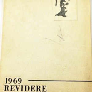 1969 Germantown High School - Revidere Yearbook