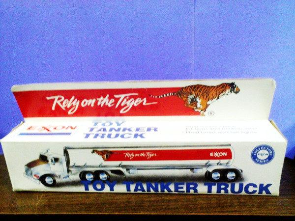 1993 Exxon Toy Tanker Truck