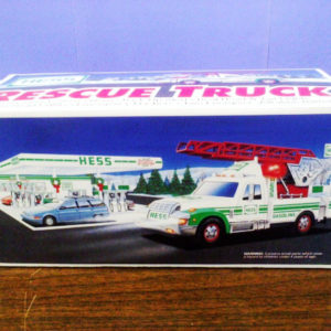 1994 Hess Toy Rescue Truck