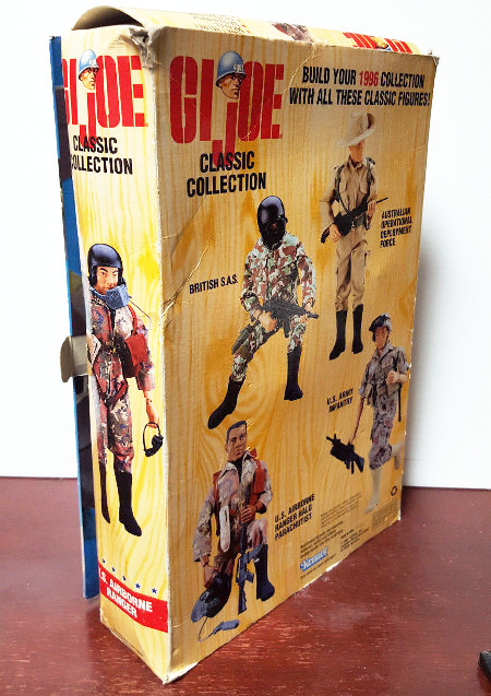 1996 GI Joe Classic Collection Limited Edition U.S. Airborne Ranger