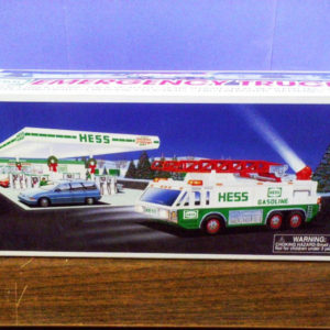 1996 Hess Toy Emergency Truck