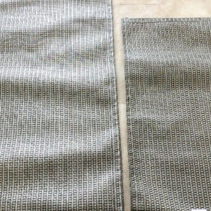 2 Piece Chaise Lounge Sling Cane Wicker Plata Repair Worn Sling