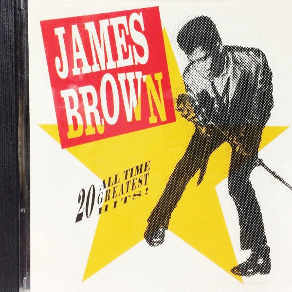 20 All time greatest hits by James Brown