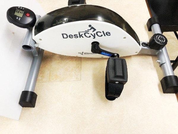 3D Innovations DeskCycle Under Desk Exercise Bike