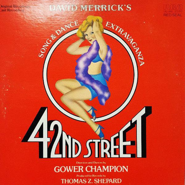 42nd Street Original Broadway Cast Recording