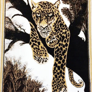 Africa Unique Leopard Area Rug