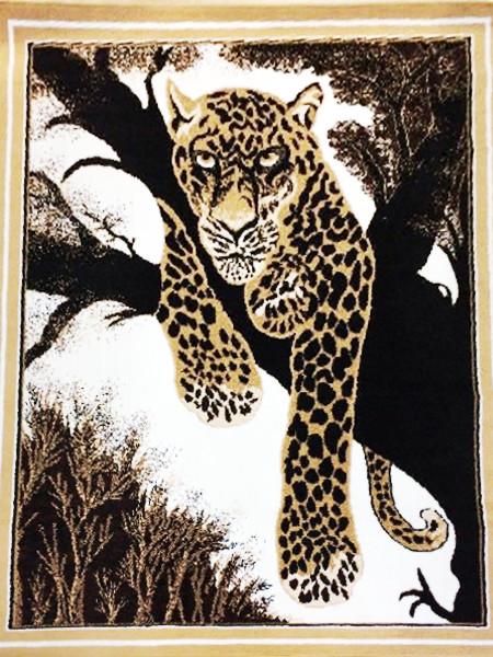 Africa Unique Leopard Area Rug