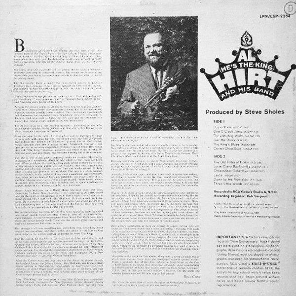 Al Hirt and his Band - Al Hirt 1961