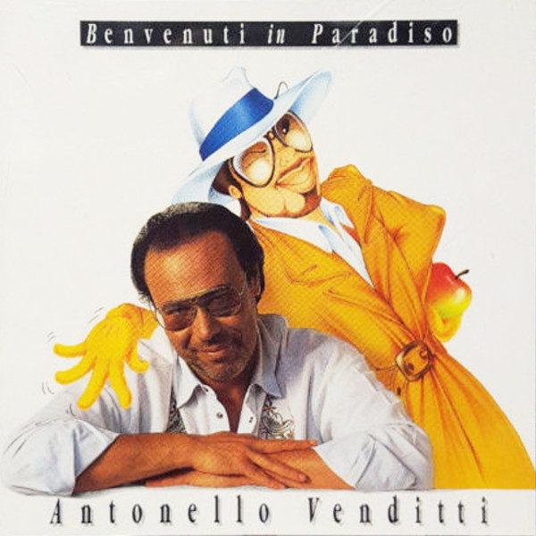 Antonello Venditti - Benvenuti in Paradiso