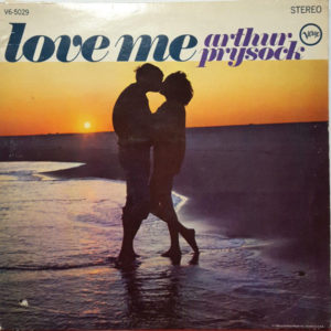 Arthur Prysock - Love Me - 1967 33 RPM