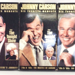 Johnny Carson - His Favorite Moments from the Tonight Show
